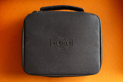 Basal Coffee Travel Bag