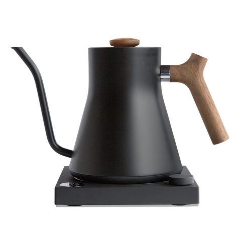 Fellow Kettle (Stagg) Matte + Walnut