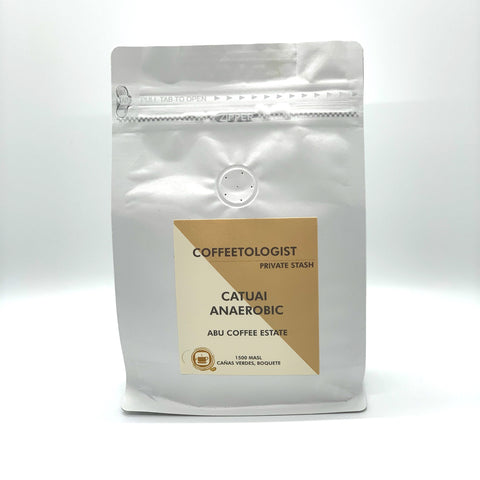 Catuai Anaerobic - Coffeetologist (Abu Coffee)
