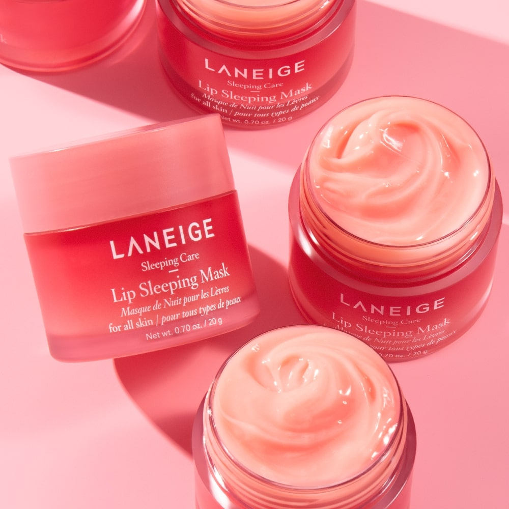 Lip Sleeping Mask in Fun Flavors | LANEIGE