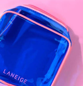 LANEIGE Blue Jelly Pouch