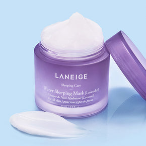 Lavender Water Sleeping Mask