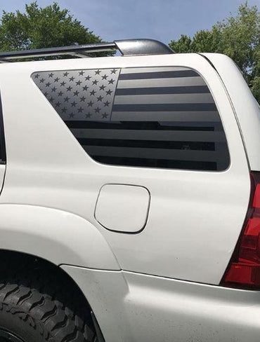 Toyota 4runner 4th gen  flag decal ( not  precut ) - OGRAPHICS