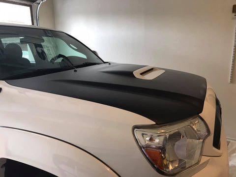 Vehicle Hood Wrap