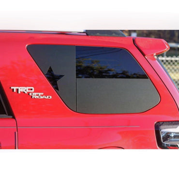 Toyota 4runner 5th gen  texas flag decal ( precut ) - OGRAPHICS