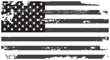 Distress  USA   flag   flag decal / sticker / graphics - OGRAPHICS