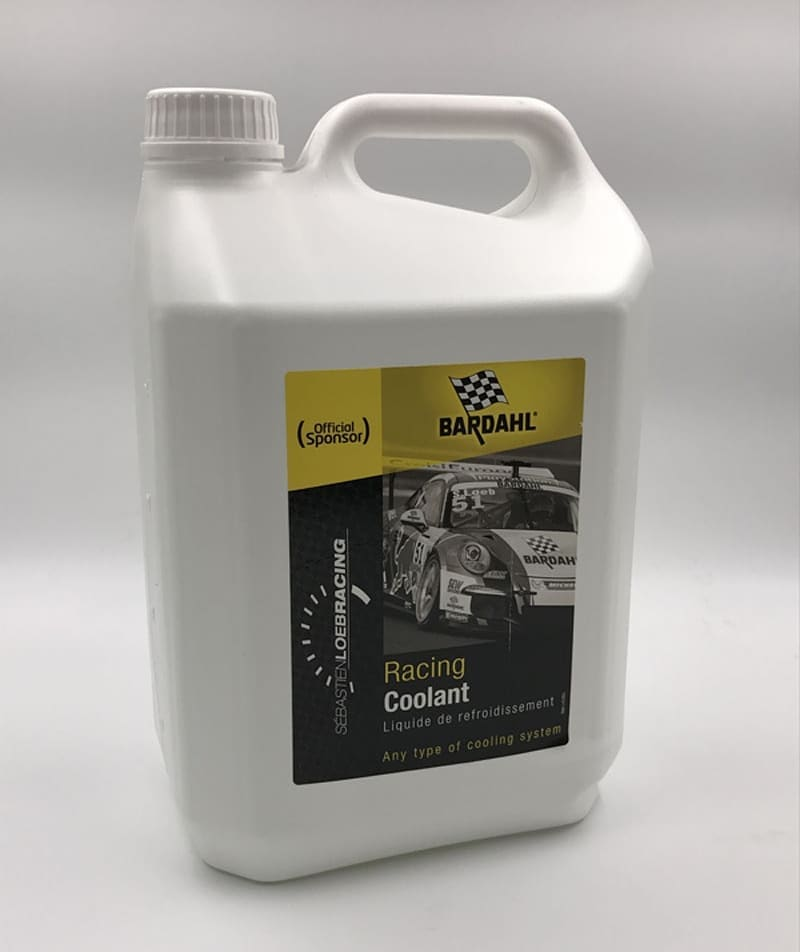 BARDAHL RACING COOLANT (5ltr)