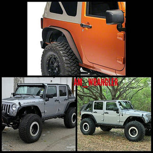 Fenders for Jeep Wrangler JK