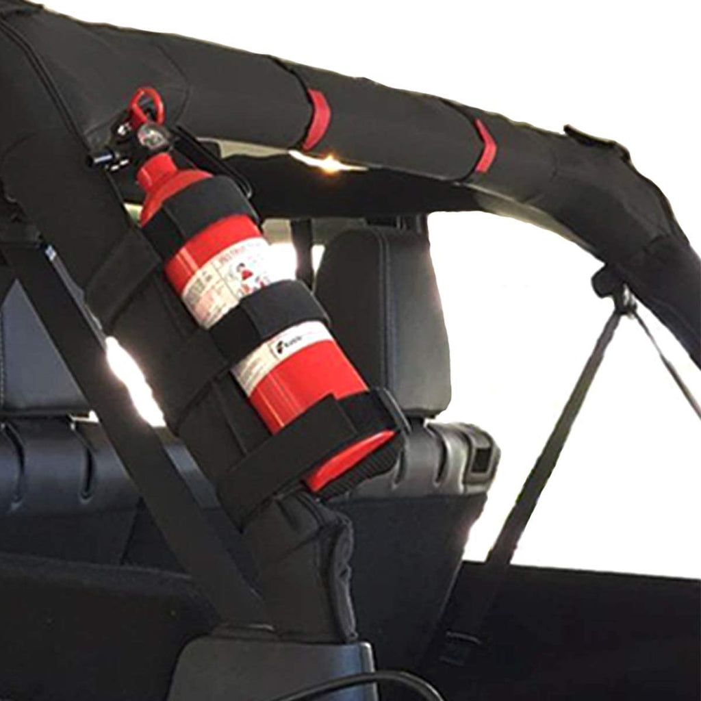 Fire Extinguisher Holder for Jeep Wrangler