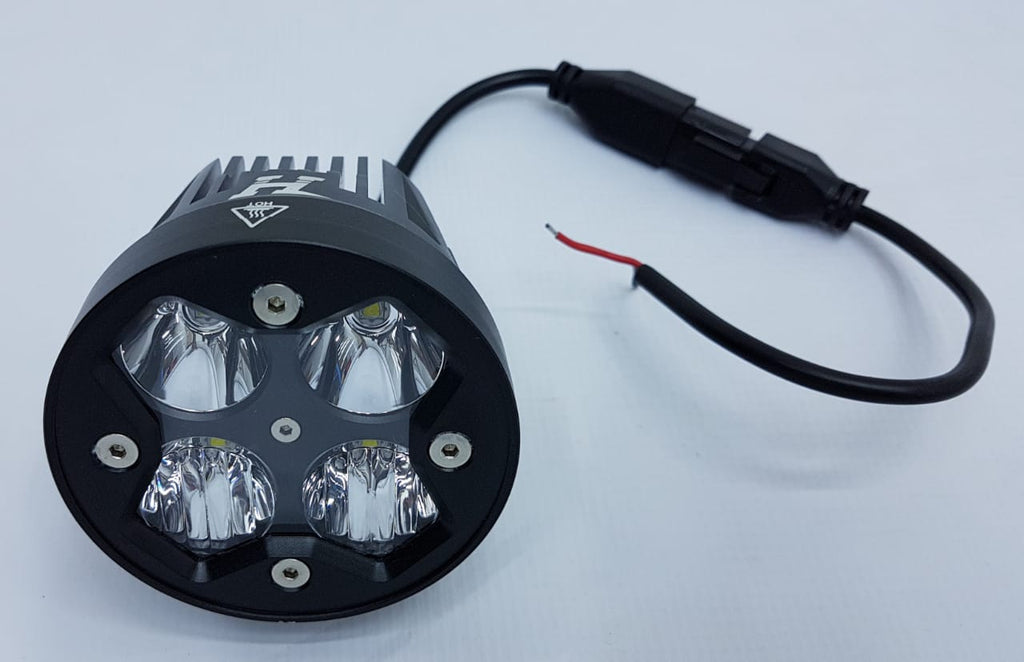 Hurricane LED Work Lights for Jeep Wrangler
