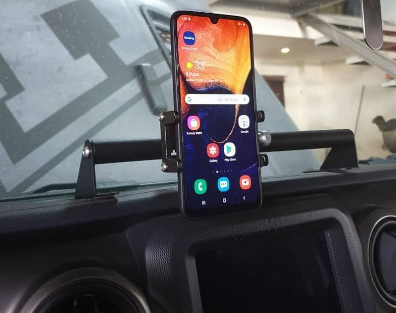 Phone Holder For Jeep Wrangler JL/JT