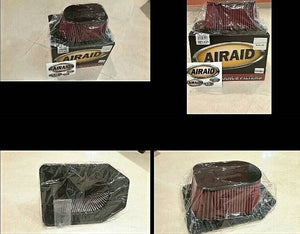 Air Filter from AIRAID for Jeep Wrangler JK