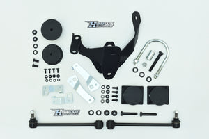 "2.5"" HURRICANE Base Lift Kit With out Spring Jeep Wrangler for JK"