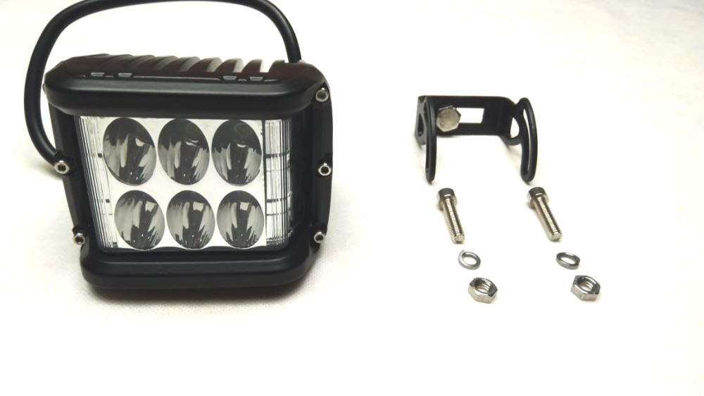 LED Work Lights for Jeep Wrangler