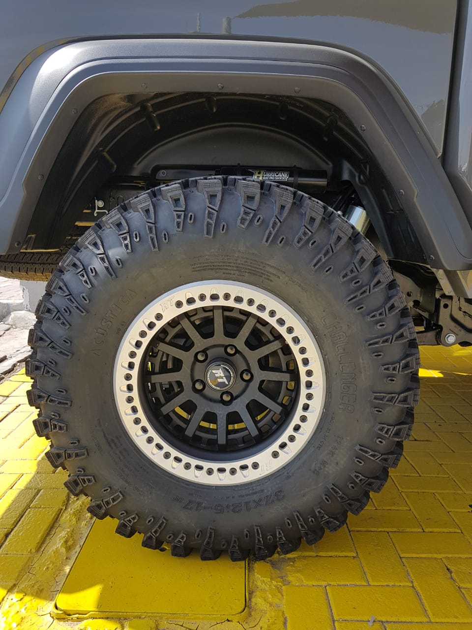 CHALLENGER Tyres for Jeep Wrangler