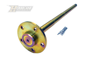 Hurricane Heavy Duty Rear Axle Shaft for Jeep Wrangler JK (Non-Rubicon)