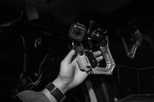 FURY Light Weapon Handle A-Pillar Handle for Jeep Wrangler JK