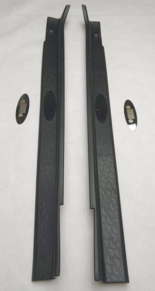 Entry Guards for Jeep Wrangler JK