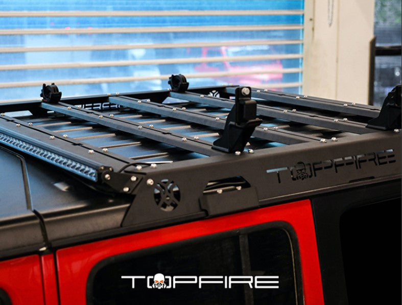 Roof Rack for Jeep Wrangler JL