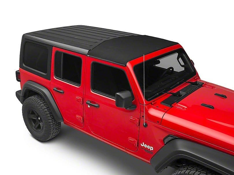 Sunrider for Hardtop from Bestop for Jeep Wrangler JL & Gladiator JT