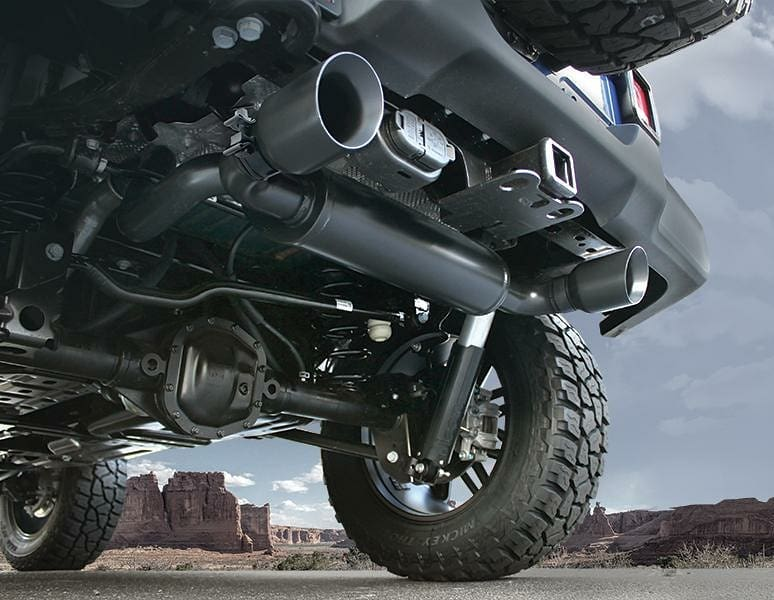 MAGNAFLOW Dual Exhaust System for Jeep Wrangler JL/JL Unlimited
