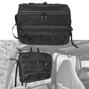 Roll Bar Storage Bag for Jeep Wrangler TJ/JK/JL