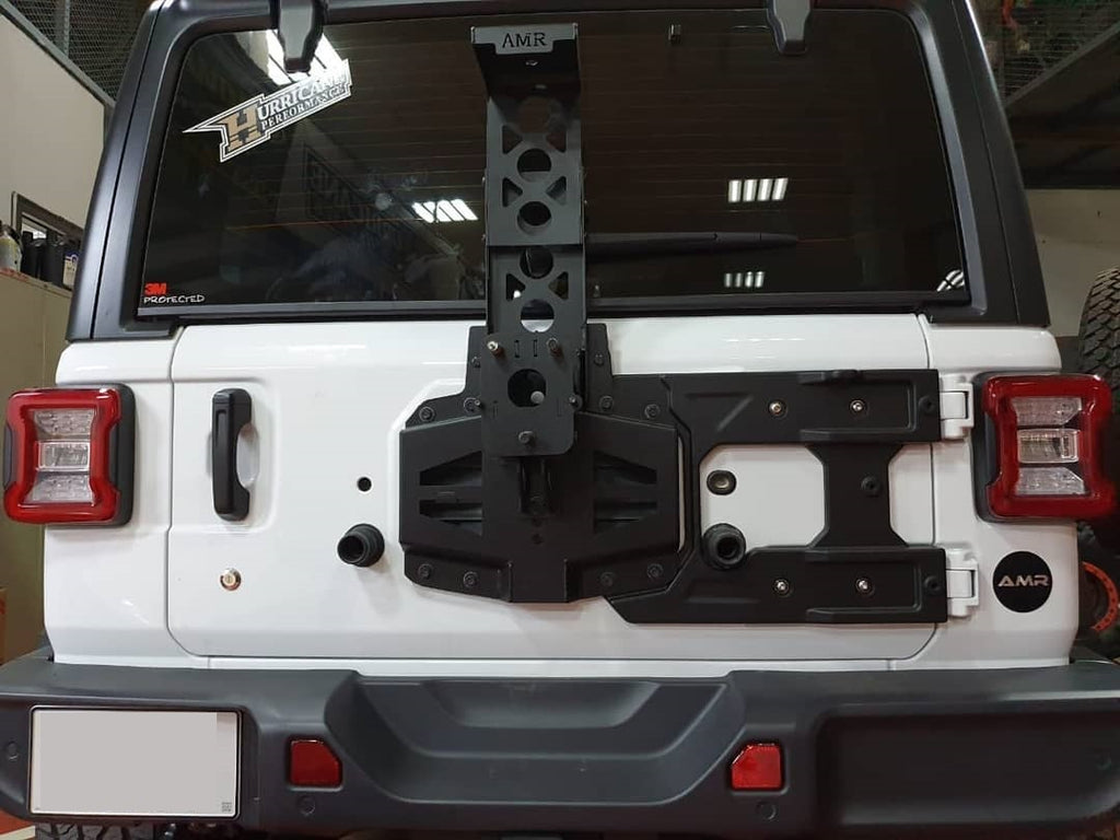 Tire Carrier for Jeep Wrangler JL