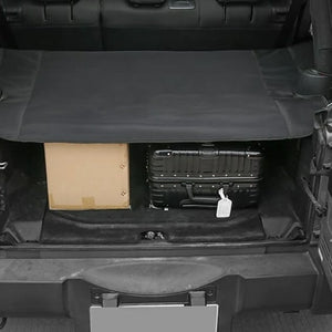 Trunk cover for Jeep Wrangler JK
