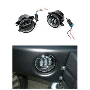 Fog Lights for Jeep Wrangler JK
