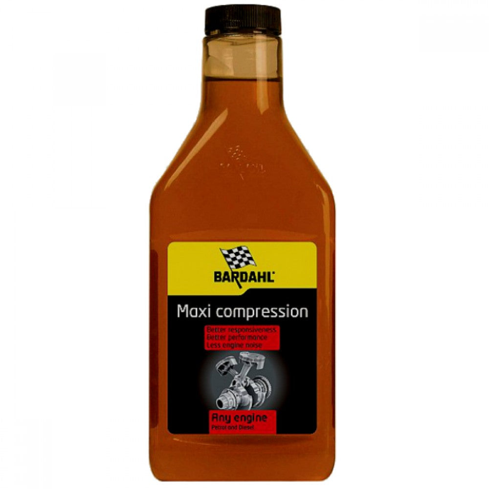 BARDAHL Maxi Compression Oil
