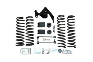 Hurricane Performance lift kit dual rated for Jeep Wrangler JK