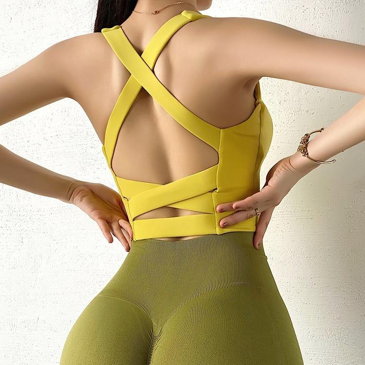 Top Lemon Pasarelle Amarillo L