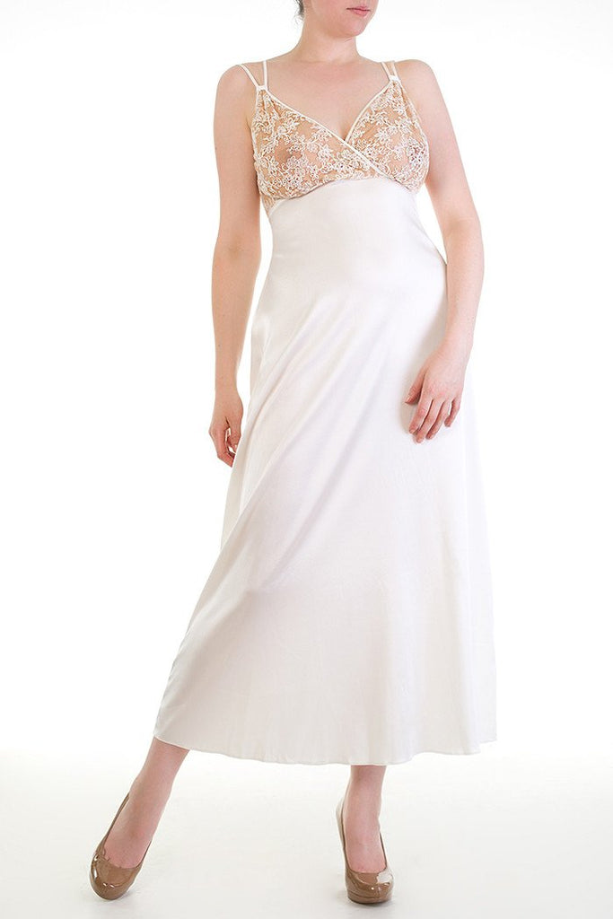 Serena Ivory Gown by Harlow & Fox
