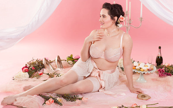 Sweet Nothings Reviews Harlow & Fox Bespoke Full Bust Luxury Lingerie