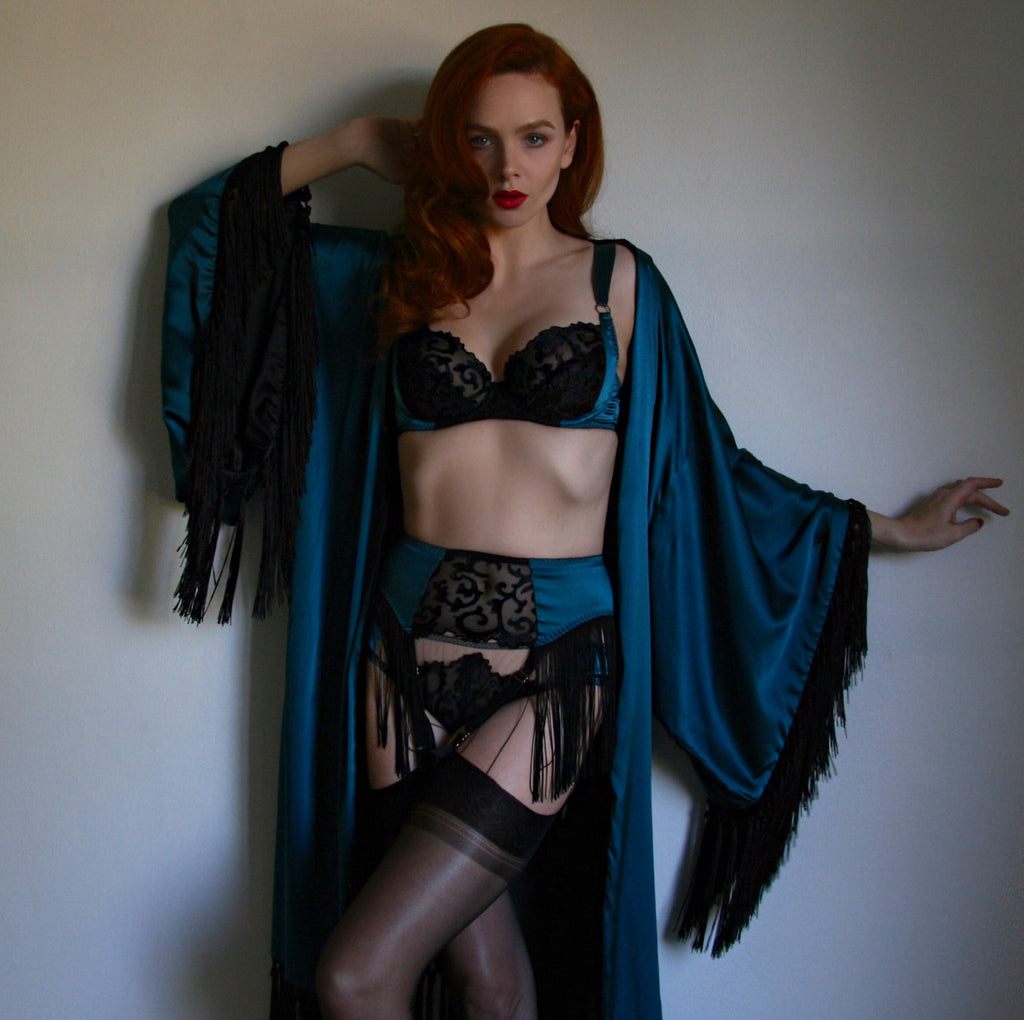 The Daily Knicker Augusta Teal review