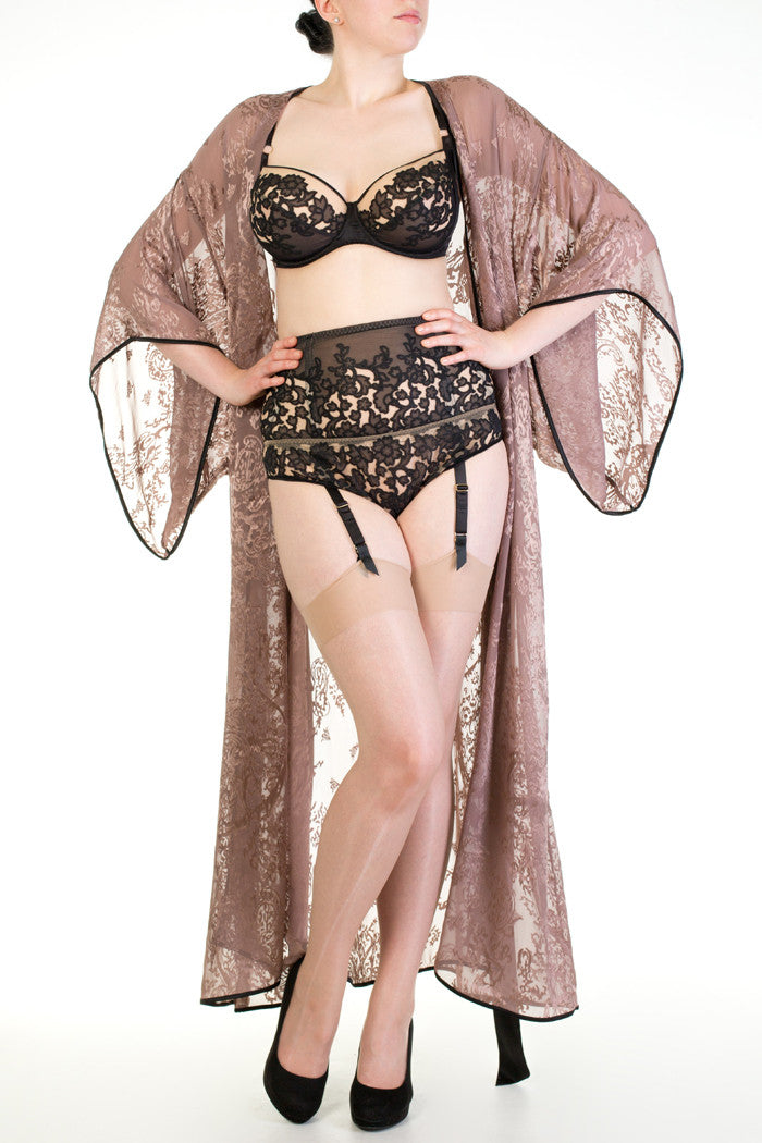 Andromeda Sheer Robe