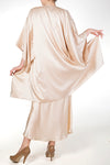 Cassiopeia Gold Beaded Robe