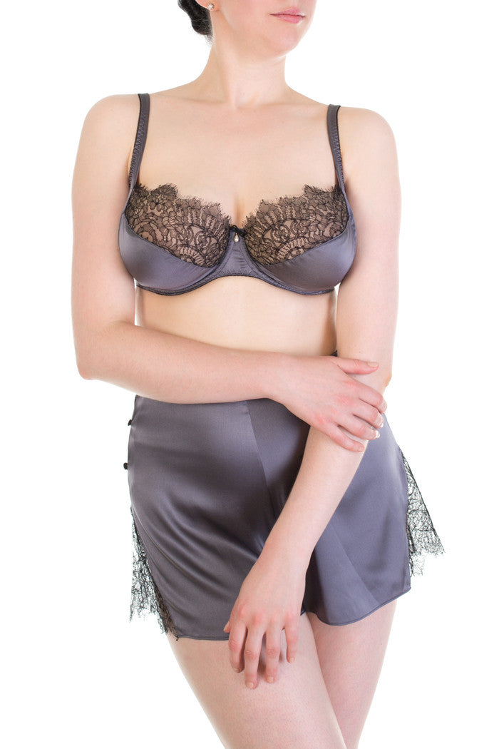 Eleanor Grey luxury silk french knicker
