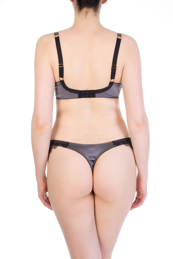 Eleanor Grey classic silk lingerie