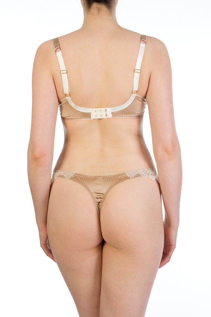 Eleanor Hazel Silk Lingerie Set