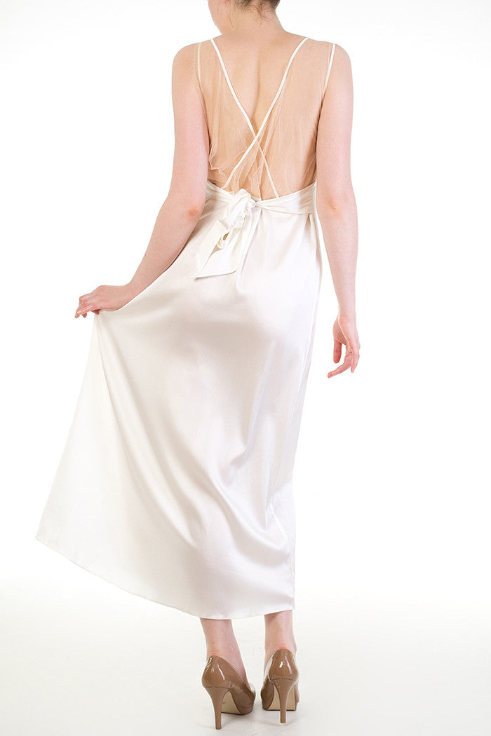 SerenaIvory Thirties Inspired Vintage Nightgown