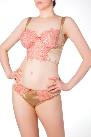 Persephone High Waist Brief