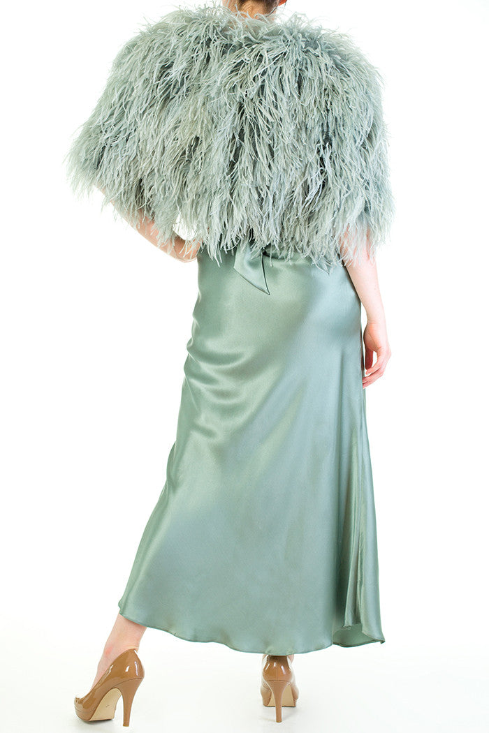 Vivienne Feather Capelet