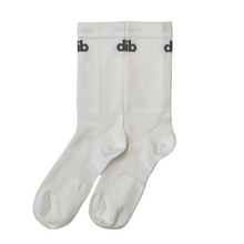 "Load image into Gallery viewer, 6"" Pro Socks - WHITE"