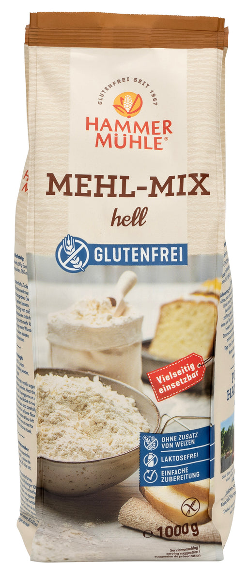 Mehl-Mix Hell