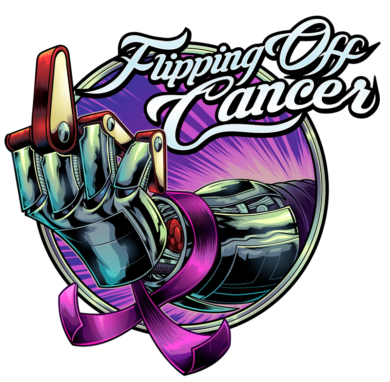 Flipping Off Cancer