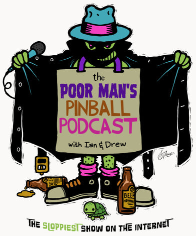 Poor Man's Pinball Podcast
