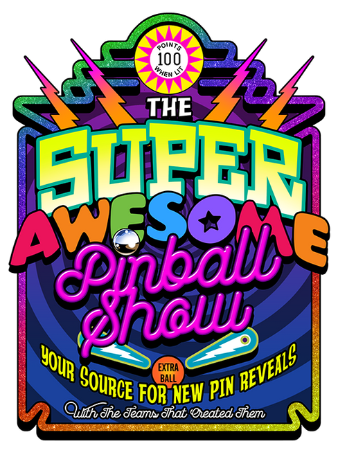 The Super Awesome Pinball Show