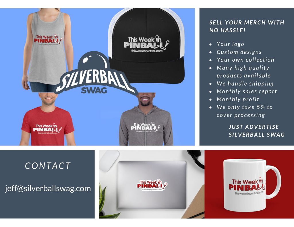 Silverball Swag Affiliate Program