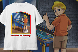 Pinhead In Training - Youth T-Shirt - Silverball Swag
